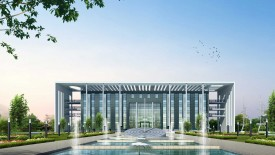 HD 3D Architecture Swiming Pool