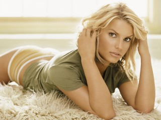 Hot Blonde Woman Jessica Simpson Jessica Simpson Desktop
