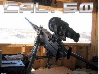 Machine Gun Weapons 50 Cal