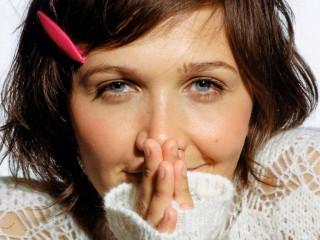 Maggie Gyllenhaal Women Girl Brunette Actress Desktop