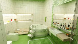 Nature Bathroom Remodelling Design Ideas