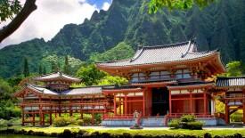 Oahu Hawaii Byodo Temple