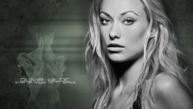 Olivia Wilde Monochrome Artwork Beautiful Woman Olivia Wilde x Desktop