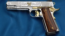 Pistol 1911 Guns Weapons