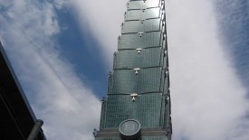 Taipei Tallest Building World Taiwan
