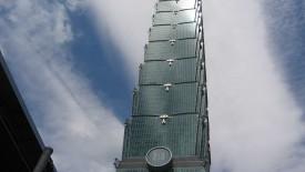Taipei Tallest Building World Taiwan