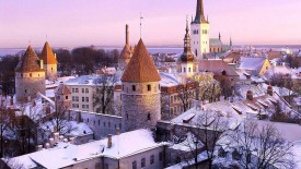 Tallinn Estonia City Capital