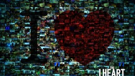 The Heart Revolution I Love You Desktop