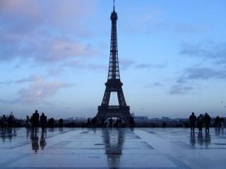 Tower Eiffel Paris France