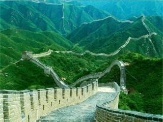 Wall Chinese Great Of China