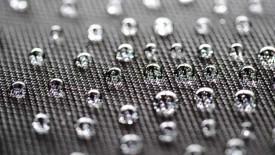 Water Drops And Texture Mac Wallpaper