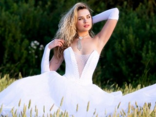 White Wedding Dress 2014 Background HD Wallpaper