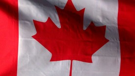 canada flags desktops
