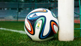 Adidas ball Brazuca football soccer World Cup World Cup 2014