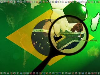 Free Brazil desktop wallpaper