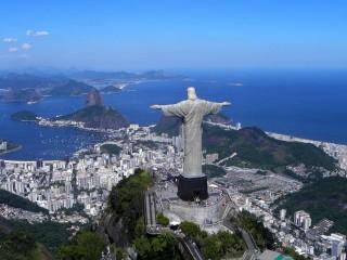 Rio De Janeiro, Brazil Desktop Wallpaper Background Desktop Wallpaper
