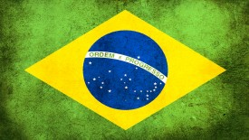 Free Download Brazil Flag