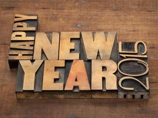 New Year 3d Wallpaper 2015